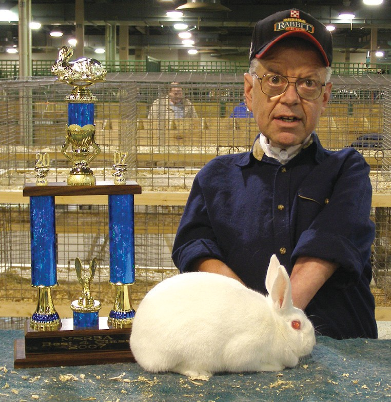 Rabbit Raisers host show Saturday | The County Press