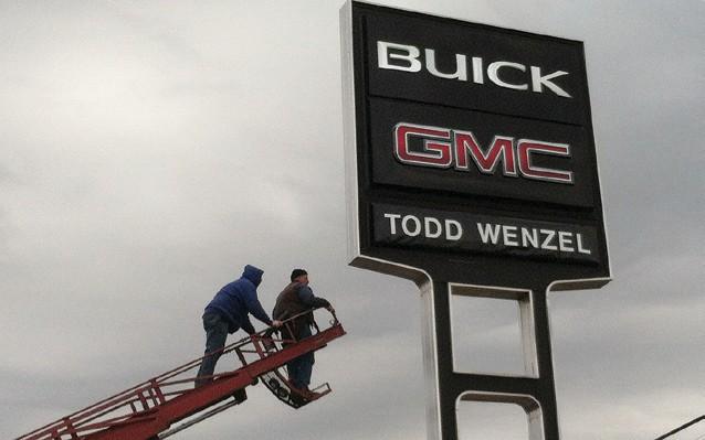 Todd Wenzel Gmc >> Todd Wenzel Automotive Buys Waldron Buick Gmc The County Press