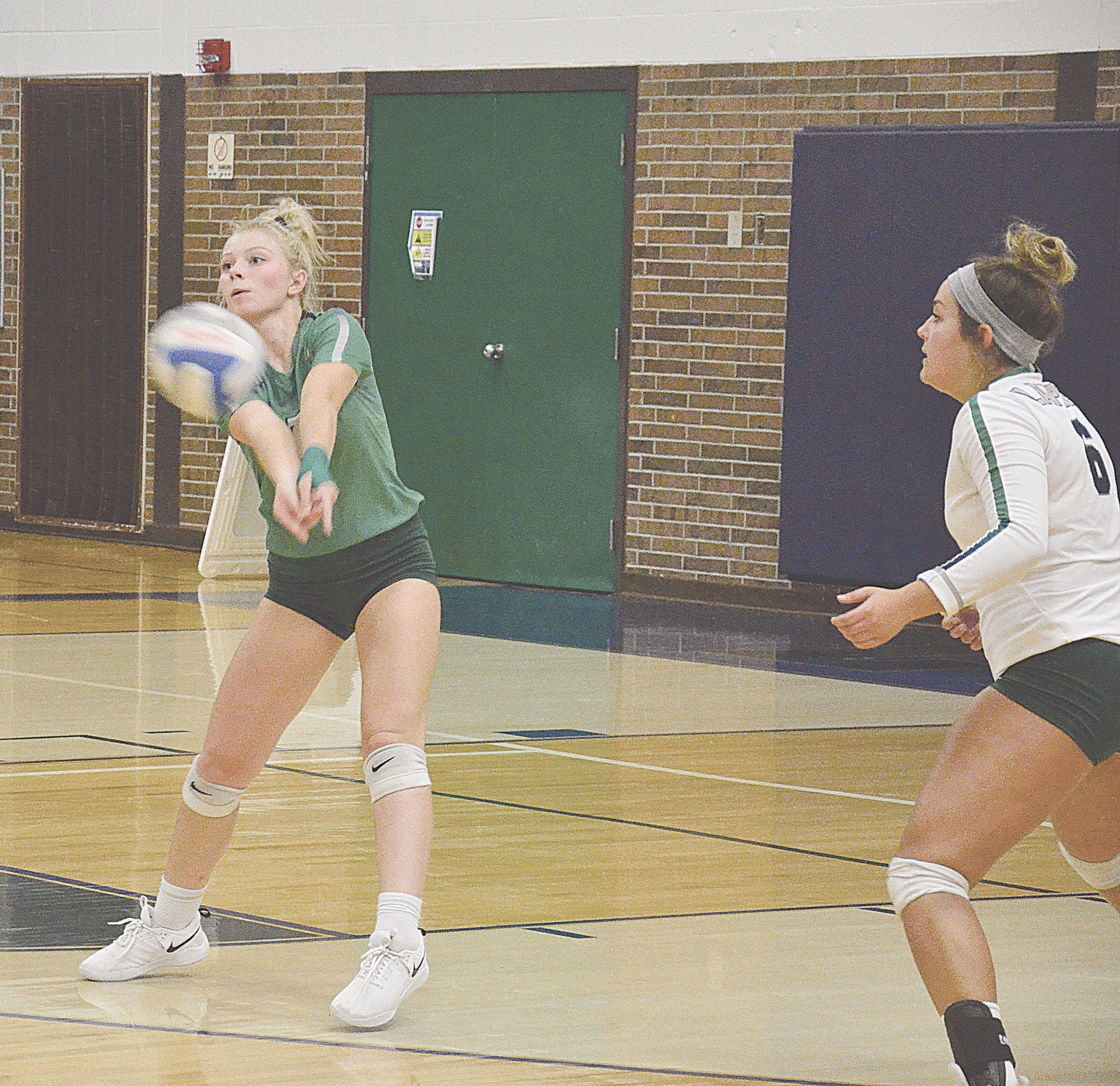 2019 20 High School Volleyball Rules Changes Impact Uniforms Pre Match Protocol The County Press