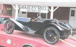 The Model N will be on display this summer - starting June 12 on 'A Big Old Day at Hadley'.  Photos by Jeff Hogan